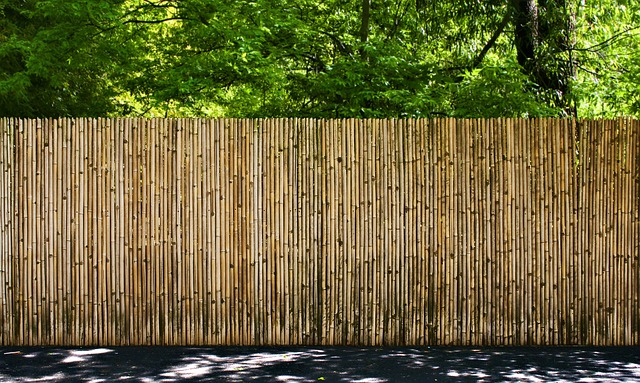 AAA Fence Master bamboo