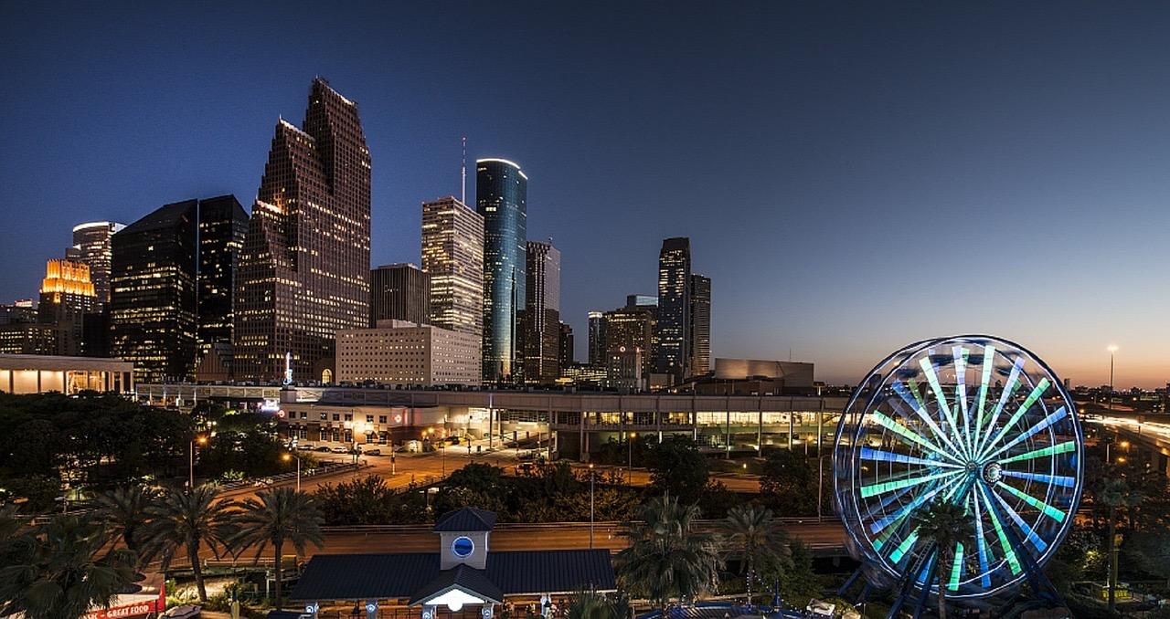 aaafencemaster.com - Houston TX City Skyline
